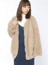 【Dukkah】(L)モコモコジャケット
