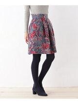 【SS・Lサイズあり】リバティフラワースカート