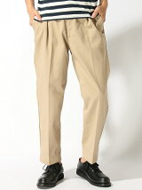 THE COMMON TEMPO/(M)WIDE BAGGY PANTS