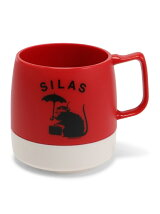 BRANDALISED x SILAS UMBRELLA RAT MUG CUP