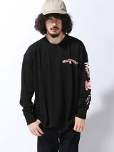 MM AMERICAN TOUR BIG L/S TEE