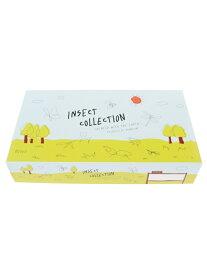 Insect Collection (K)昆虫大好きランチセット(お道具箱仕様) キッズ インセクトコレクション ファッショングッズ キッズ用品【送料無料】