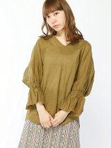 【Dispark】(L)バックデザインシャツ