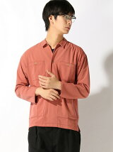 THE COMMON TEMPO/(M)COVERALL SHIRTS