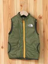 THE NORTH FACE/novelty re cozy vt キッズ用