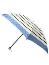 フレンチマリン折り畳み日傘