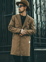 MILITARY CHESTER COAT