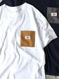 【SALE/50%OFF】coen Dickies(ディッキーズ)別注ポケットTシャツ19SS(一部WEB限定カラー) コーエン カットソー【RBA_S】【RBA_E】