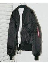 ALPHA INDUSTRIES×NEXUSVII.×UR 別注TESTPILOT JACKET