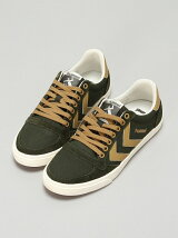 hummel/(U)SLIMMER STADIL CANVAS LOW SMU