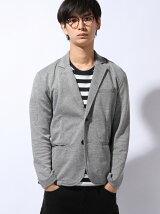 【WEGO】(M)ポンチテーラードジャケット