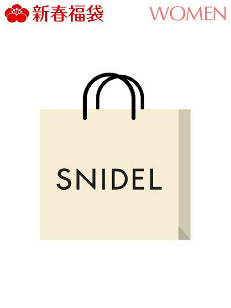SNIDEL [2019新春福袋] SNIDEL スナイデル その他【先行予約】*【送料無料】