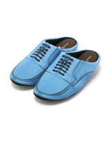 THE HOUSE FOOTWEAR/U CHIP-BLUE-M