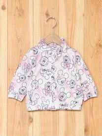 【SALE/24%OFF】GAP Babygap | Disney ウインドバスター ギャップ コート/ジャケット キッズアウター ピンク