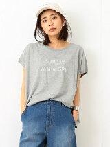 【SPRiNG6月号掲載】ビーミング by ビームス / プリント ビッグ Tシャツ 17SS BEAMS