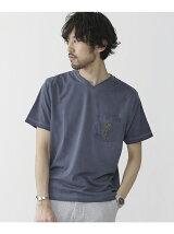 メタルビーズTシャツ
