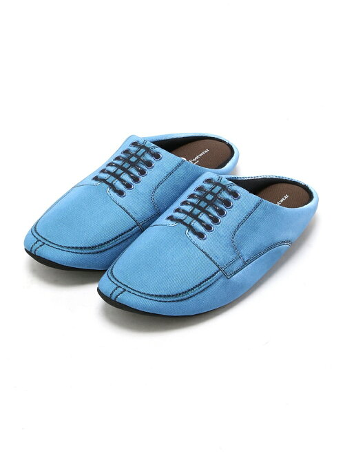 THE HOUSE FOOTWEAR/U CHIP-BLUE-L
