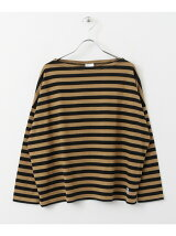ORCIVAL 40/2 STRIPEカットソー