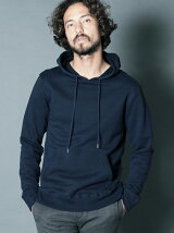 BACK BRUSHED URAKE SWEAT HOOD PARKA