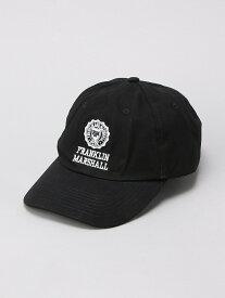 FRANKLIN&MARSHALL/(U)エンブレムキャップ ヌーディージーンズ / フランクリンアンドマーシャル 帽子/ヘア小物【送料無料】