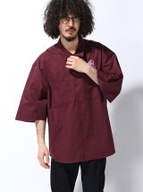 CLOWN WIDE WORK SHIRTS