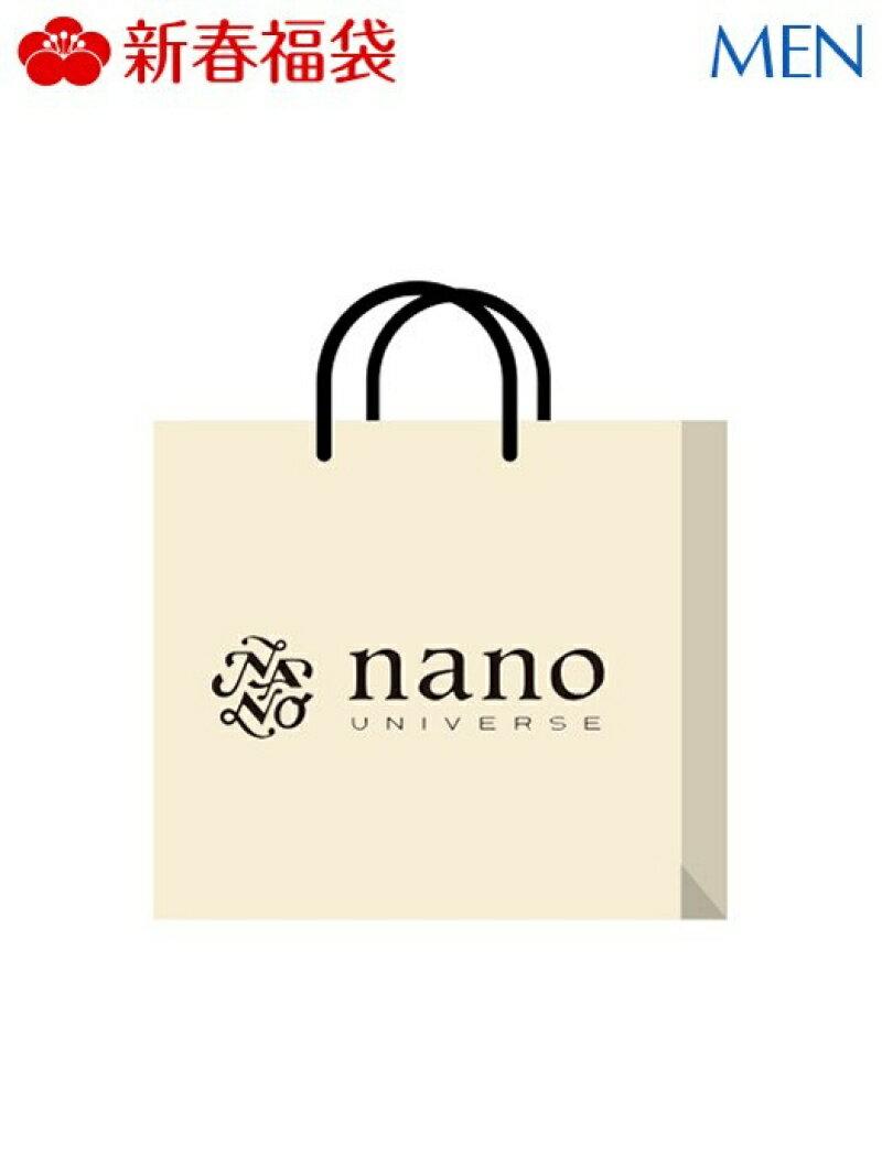 nano・universe [2019新春福袋] MEN福袋 nano・universe ナノユニバース その他【先行予約】*【送料無料】