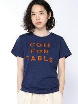 COMFORTABLE刺繍Tシャツ