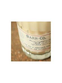 BARR-CO/ナチュラルワックスキャンドル ミルク&バニラ