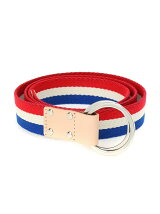 OBIJIME flag colorline belt