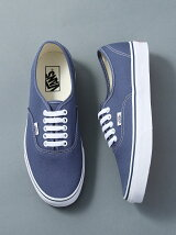 【OCEANS掲載】VANS / AUTHENTIC スニーカー BEAMS
