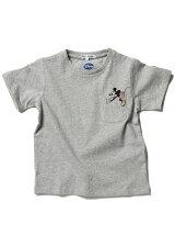 Disney|ビーミング by ビームス / ミッキーマウス ポケットTシャツ 17SS BEAMS