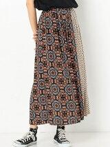 2プリントスカート