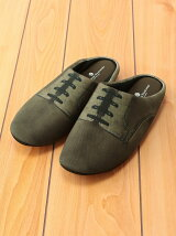 THE HOUSE FOOTWEAR/PLAIN TOE-GRAY-L