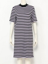 Smash dress Narrow stripe