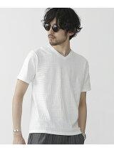 リンクスVネックTシャツ S/S