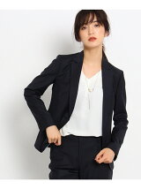 【LEE10月号掲載】ウール混テーラードジャケット