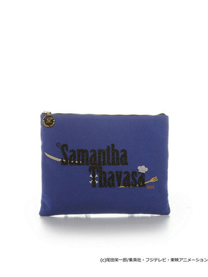【SALE/50%OFF】Samantha Thavasa ワンピースコラボ クラッチバッグ サマンサタバサ バッグ【RBA_S】【RBA_E】【送料無料】