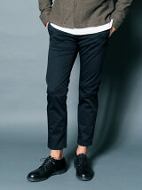COMPACT CHINO STRETCH TAPERED