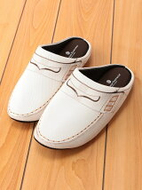 THE HOUSE FOOTWEAR/LOAFERS-WHITE-L