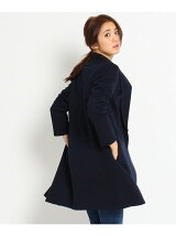 [L]へちまカラーロングカットジャケット