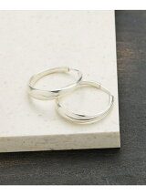 Medium loop silver