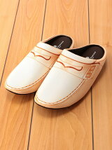 THE HOUSE FOOTWEAR/LOAFERS-BEIGE-L
