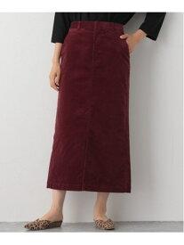 【SALE/35%OFF】LEPSIM K/STRコーデュロイNSK レプシィム スカート スカートその他 レッド カーキ ベージュ ブラウン グレー ブルー