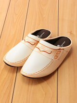THE HOUSE FOOTWEAR/LOAFERS-BEIGE-M