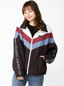 ROXY (W)NEORHYTHM ロキシー コート/ジャケット ナイロンジャケット ブラック ネイビー【送料無料】