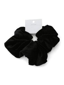 【SALE/74%OFF】WEGO (L)BIGシュシュ ウィゴー 帽子/ヘア小物 ヘアゴム ブラック ブラウン ベージュ