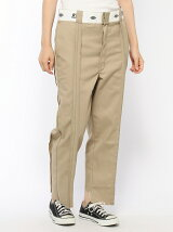 BOW WOW / INSIDE OUT WORK TROUSERS バウワウ ビームス ボーイ レディース