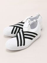 adidas/(U)SUPERSTAR SLIPON W
