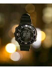 URBAN RESEARCH SEIKO×URBAN RESEARCH Prospex Fieldmaster UR EX アーバンリサーチ ファッショングッズ 腕時計 ブラック【送料無料】