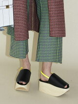 POKKURI heel sandals